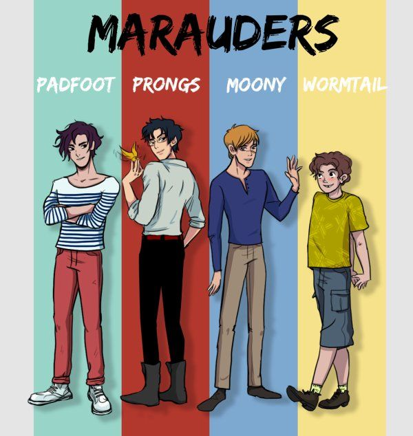 Marauders                                                                                                                                                                                 Plus