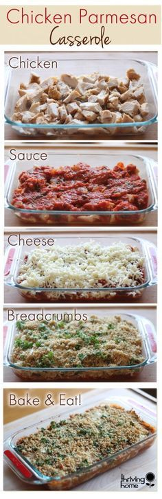 Guest Post: Six Healthy & Kid-Friendly Make-Ahead Meals | Make Ahead Meals For Busy Moms