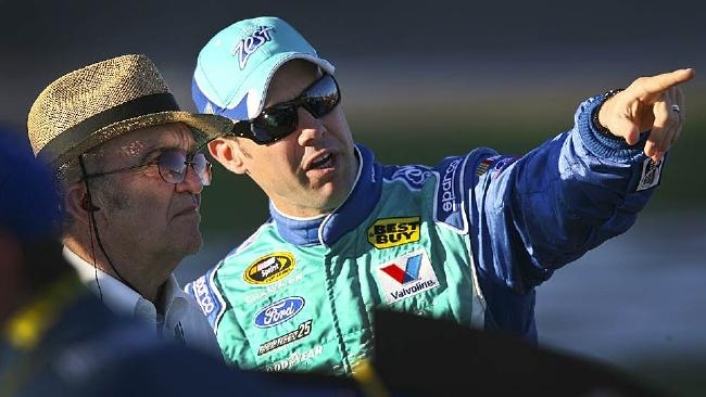 Jack Roush disappointed Matt Kenseth leaving his team; says Kenseth moving to 'the dark side'
