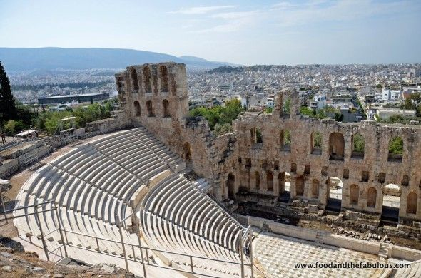 Theatre of Dionysus at Acropolis