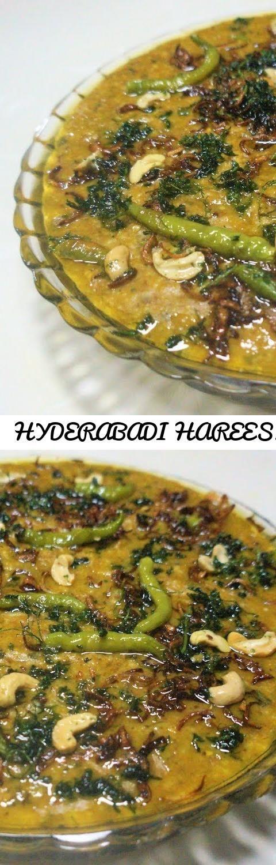 HYDERABADI HAREES/HALEEM- RAMZAN SPECIAL- IFTAR RECIPE... Tags: