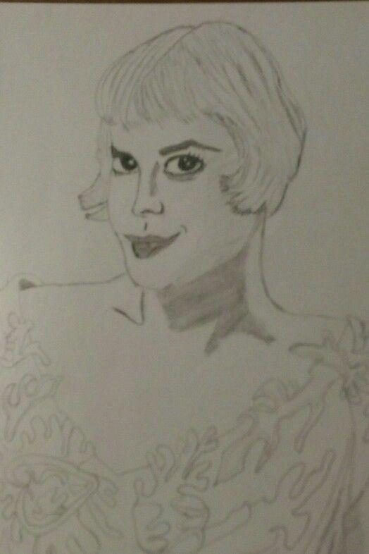 Jenny wright drawings