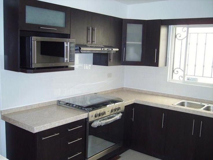 Como Diseñar Una Cocina Integral Pequeña Pequena Casa Ampliada Con Metodos Prefabricados Les Ensenamos Su