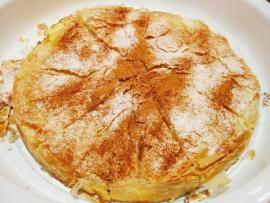 Η μπουγάτσα στο Grand Serai - από τον pastry chef Μάριο Μάκη | TasteFULL