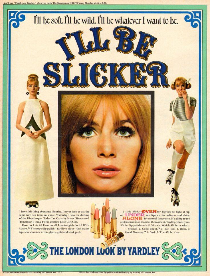Slicker lipstick!