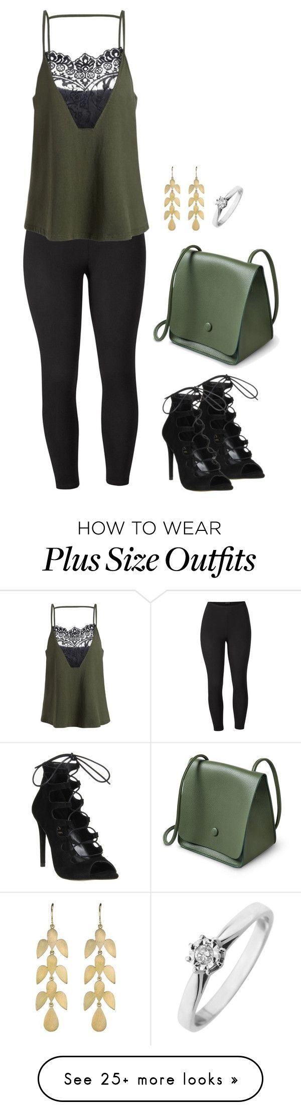 """Untitled #309"" by alibasicelma on Polyvore featuring Venus, Office, Irene Neuwirth and plus size clothing"