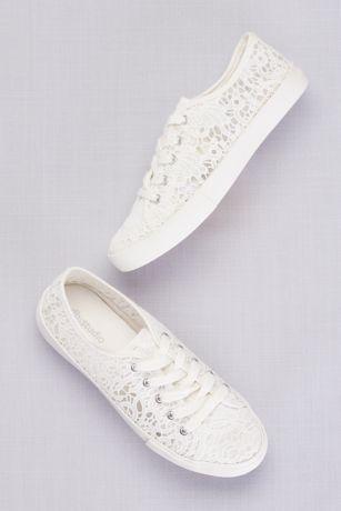 5f392e9c1 Crochet Lace Sneakers Style CARRSON