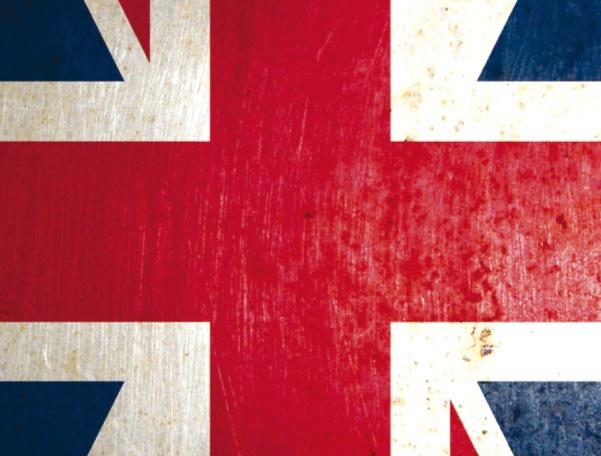 Bandera UK - Blackberry 8300