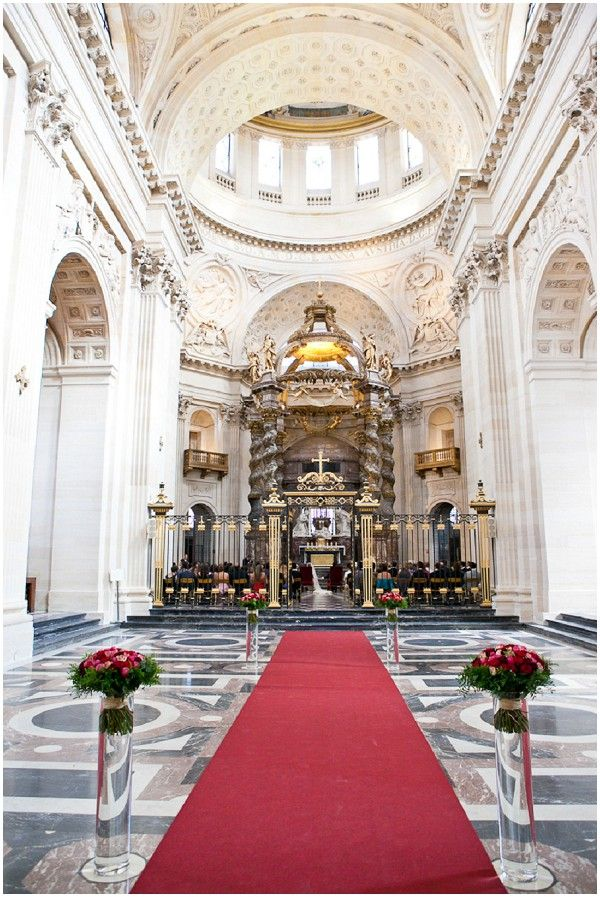 Military church in Paris  / Photography © One and Ony Paris Photography