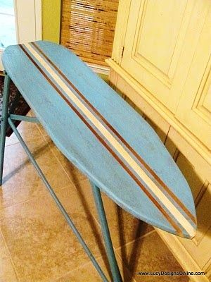 surf table à repasser recyclage