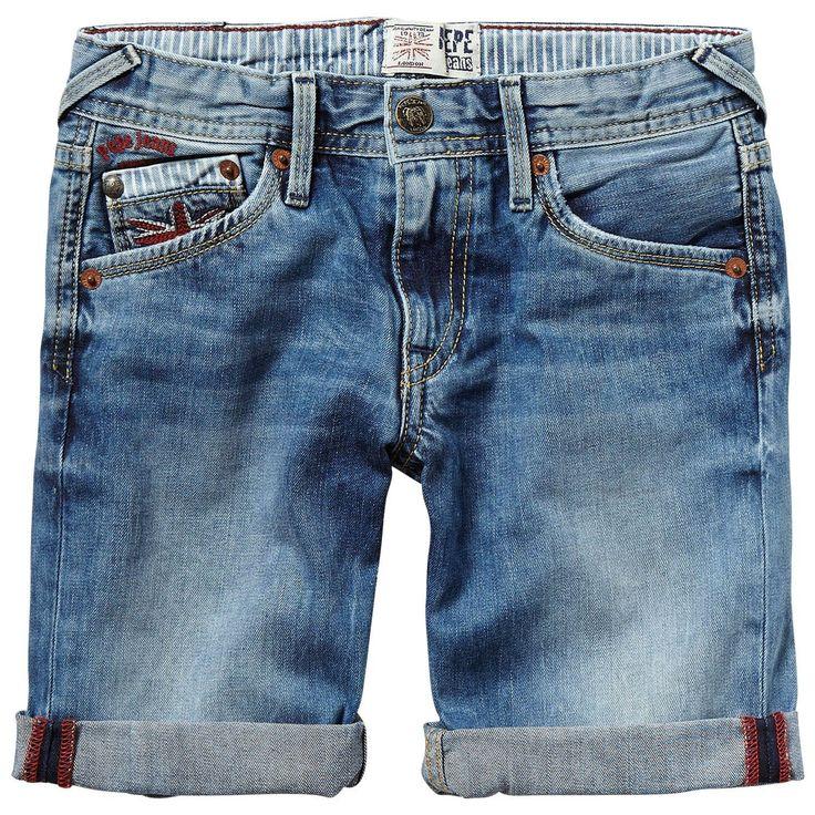Bermuda Jeans-Shorts