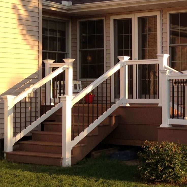 47 Stair Railing Ideas: Best 25+ Stair Railing Kits Ideas On Pinterest