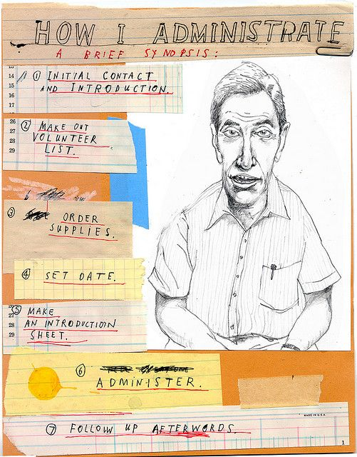 "Art Journal | David Fullarton: ""The Organized Mind"""