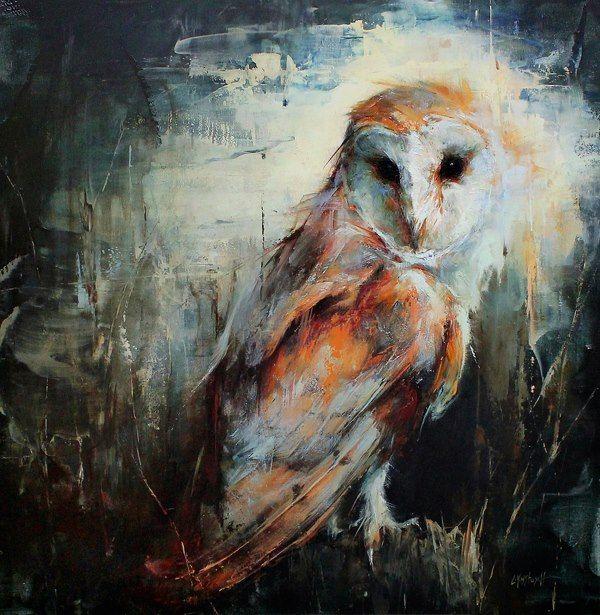 'Silent Wisdom' by Lindsey Kustusch