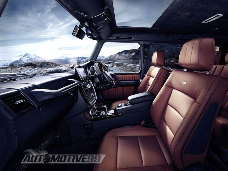 1000 Ideas About Mercedes G Wagon Interior On Pinterest G Wagon Benz G Class And Mercedes G