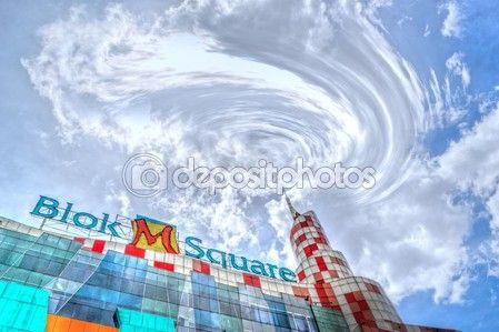 Blok M Jakarta – Stock Editorial Photo © photostocknatonny #54978871