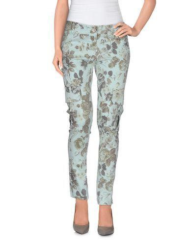 SARAH JACKSON Women's Casual pants Light green L INT
