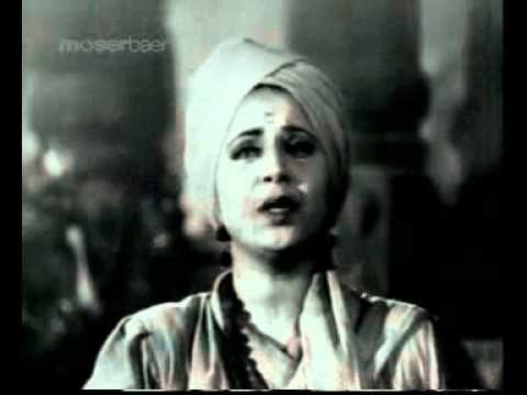 Anand Math (1952) - Vande Mataram Sujlam Suflam Malayaj - Lata Mangeshka...
