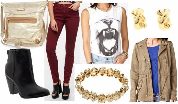 Game of Thrones Fashion: Inspired by House Lannister – College Fashion