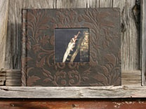 CONTEMPORARY/UNMATTED PHOTO ALBUM  Finao artONE