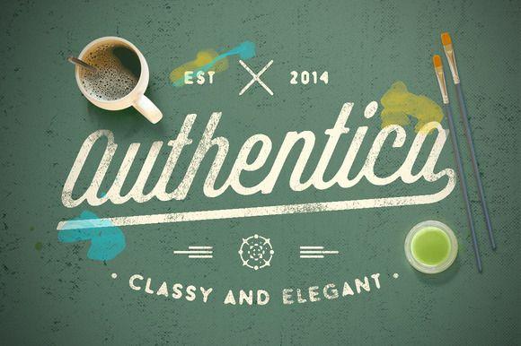 Authentica (30% Off)