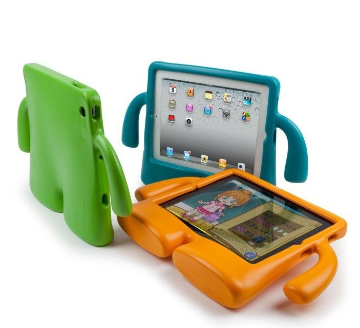 Nice iPad case for kids.