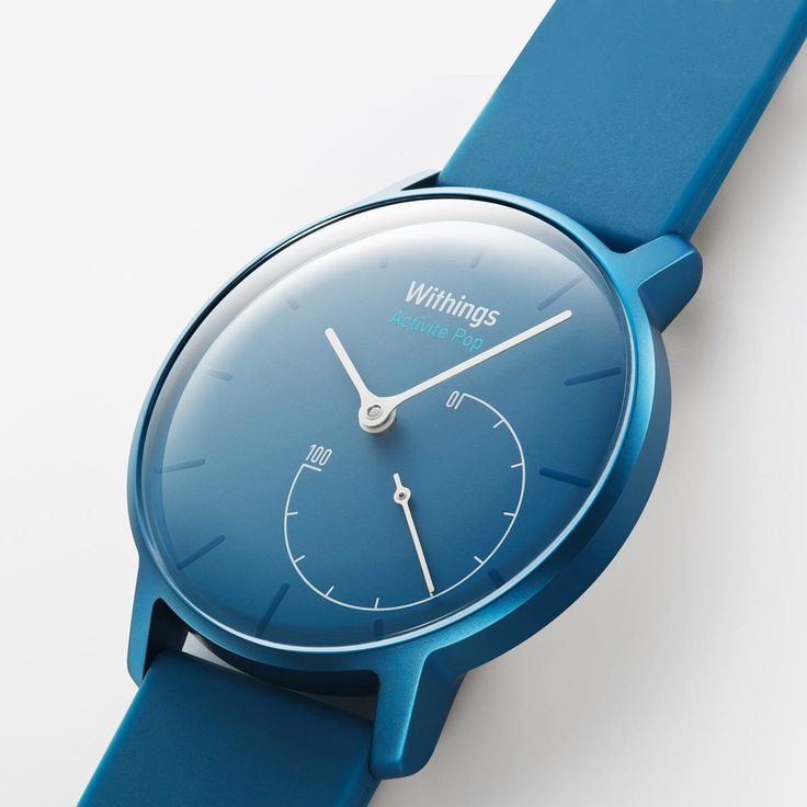 Products we like / Watch / Smart Watch / Blue / Metal / at inspiration