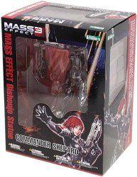 Kotobukiya Mass Effect 3: Commander Shepard Bishoujo Statue
