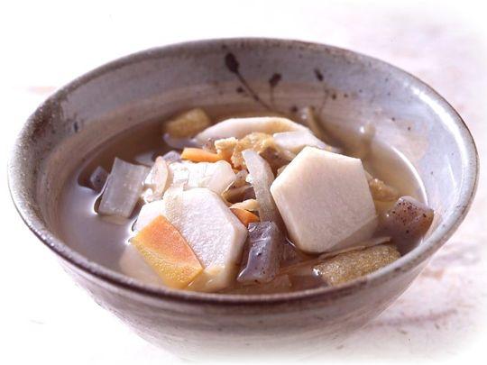 島根県の郷土料理「のっぺい汁」レシピ紹介!|ふるさとれしぴ