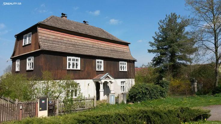 Chalupa 220 m² k prodeji Liberecká, Osečná; 1990000 Kč, patrový, smíšená stavba, v dobrém stavu.