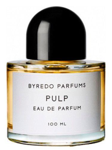 Pulp Byredo для мужчин и женщин