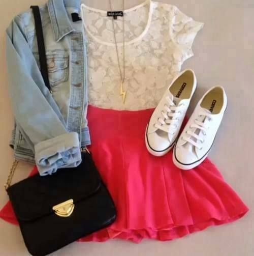 Teen Fashion. | via Facebook