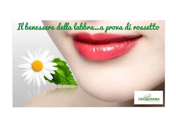 Lip Beauty - la protezione delle labbra