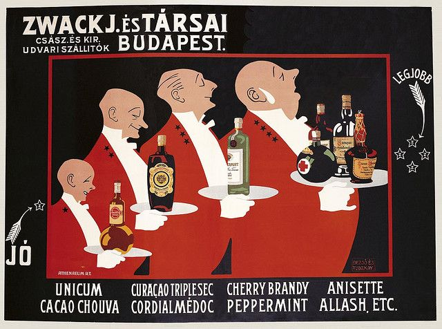 """Zwack Unicum"" 