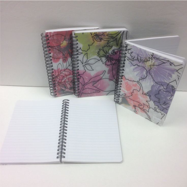 Fun Stuff  - Contemporary notebook for $2   Langham Mall Unit 2333 & 2335 Level 2, 8339 Kennedy Road, Markham, Ontario, Canada  www.OneOfAKaIND.com