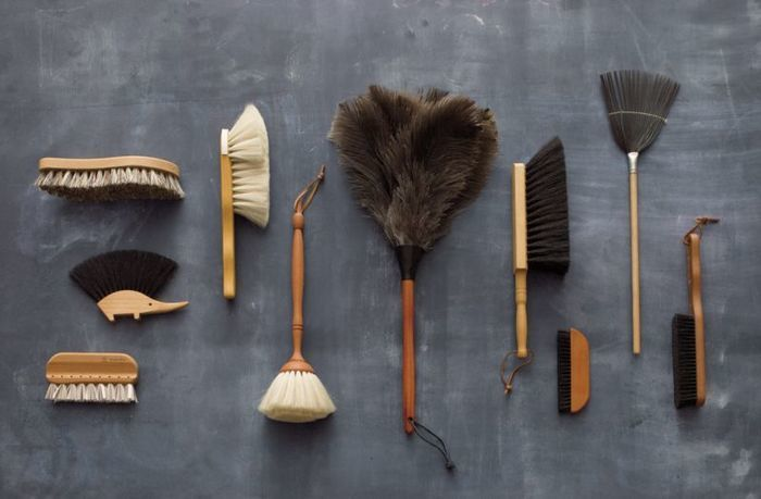 「お掃除道具」にもこだわりを。インテリアにもなるおしゃれで機能的な掃除道具をご紹介