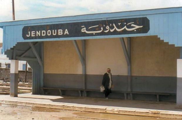 Jendouba Station, Tunisia