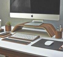 Cooles Schreibtisch Zubehör von Grovemade Desk