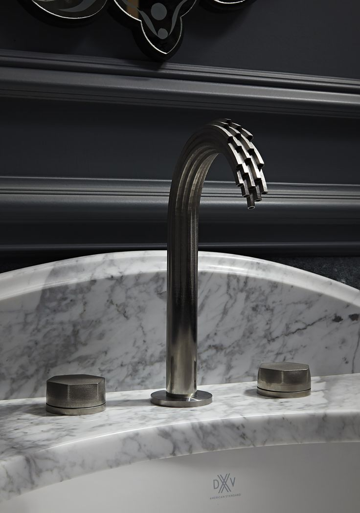 3d printed faucets from dxv by american standard