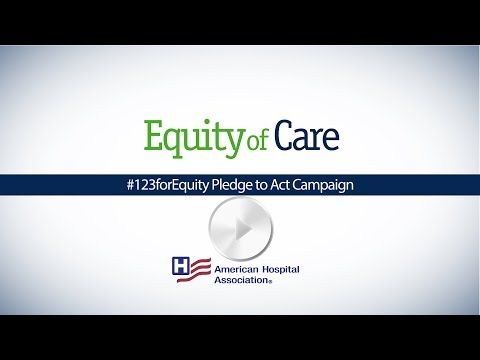 Equity of Care 123forEquity Pledge Campaign - YouTube