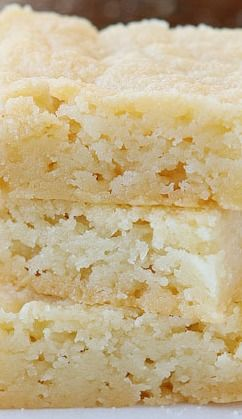 Traditional Dutch Butter Cake Recipe with only 4 ingredients! Try this with coconut flour and sub sweetener for sugar
