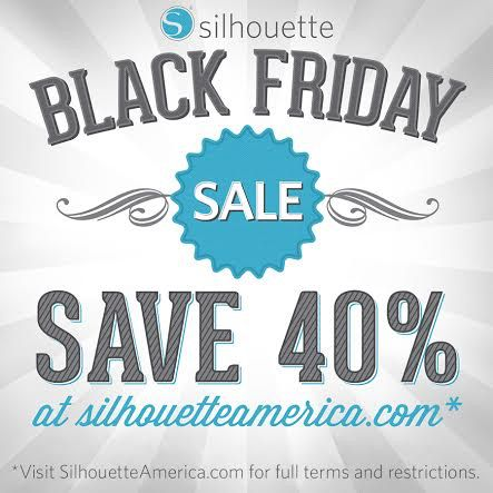Black Friday Deals and sales for Silhouette America Texts by Santa, promo codes for big discounts, special holiday prices for craft supplies and kids texts
