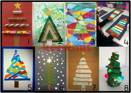 Thema kerst: 8 leuke kerstboom knutsels