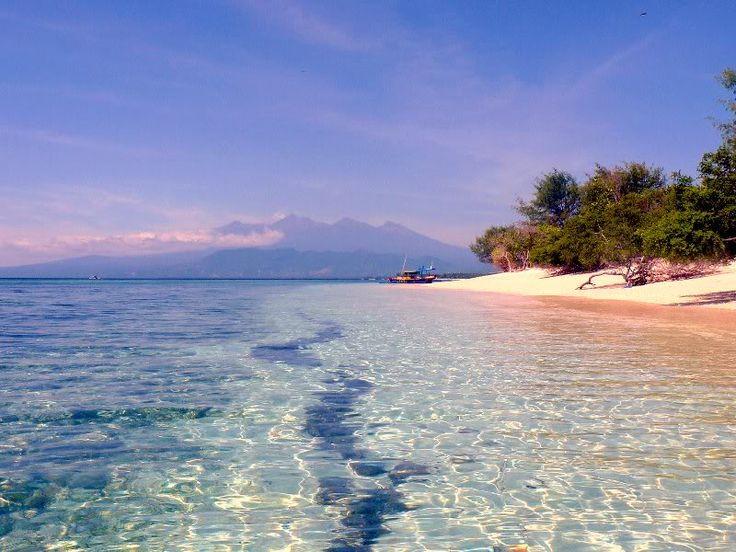 Paradise Beach, Gili Meno, Indonesia