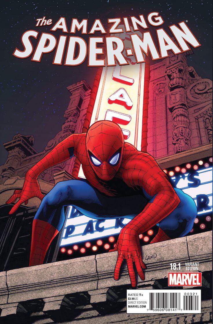 Amazing Spider-Man (2014) 18-1 Page 2