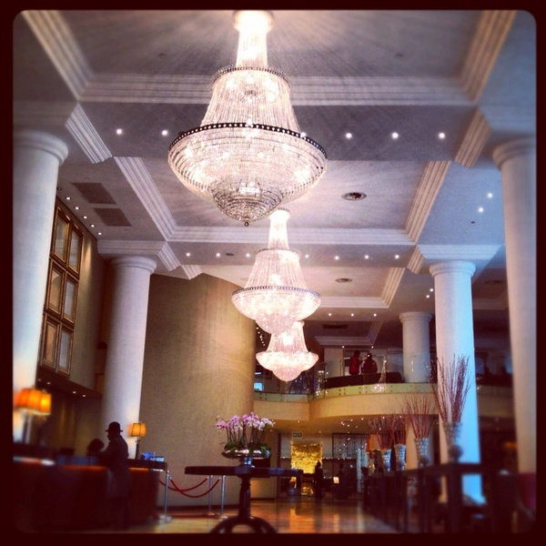 One of our guests used the instagram application and took this amazing picture of our lobby.