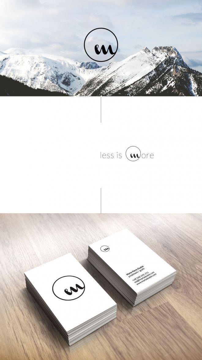 personal identity | logo  | Marta Dudek