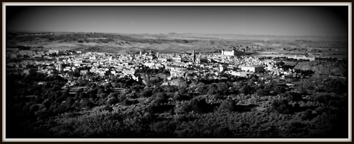 Toledo, desde la lejanía (4)