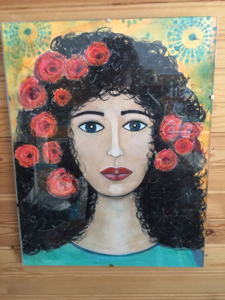 My take on Frida Kahlo by KatGale