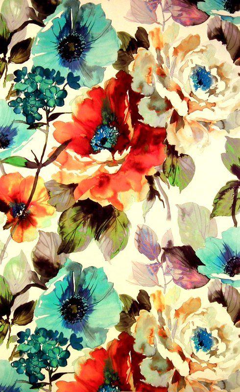swatch of Gardenia Poppy